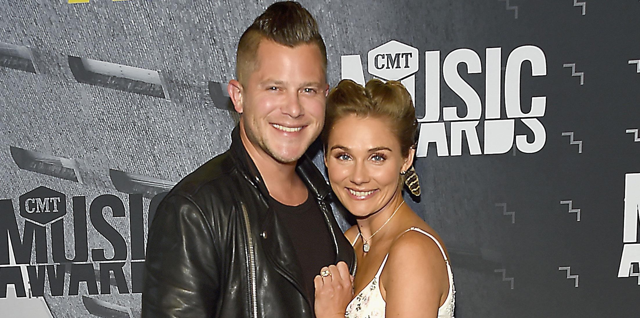 Nashville Clare Bowen Marries Brandon Robert Young Wedding Pics Long