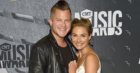 Nashville Clare Bowen Marries Brandon Robert Young Wedding Pics Long