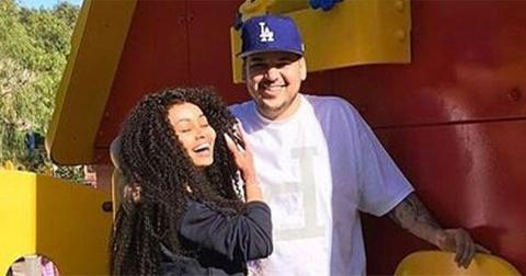 Blac chyna split rob kardashian relationship over hr