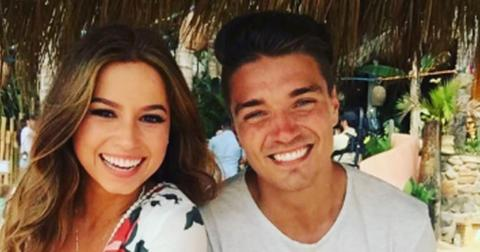 Dean unglert kristina schulman back together bachelor in paradise hero