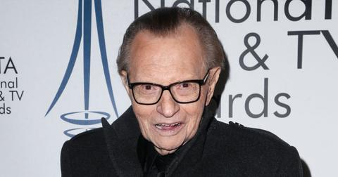 Larry King Out Of Intensive Care