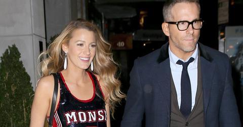 Blake lively instagram unfollowing husband ryan renolds reason