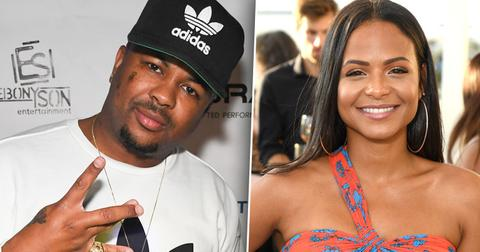 //The Dream Christina Milian Pregnant PP