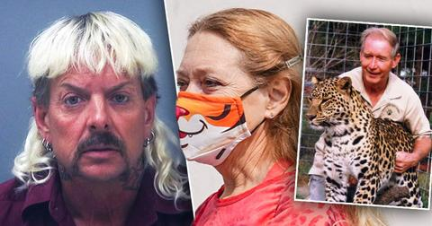 Joe Exotic Wants Justice For Carole Baskin's Missing Husband Don Lewis