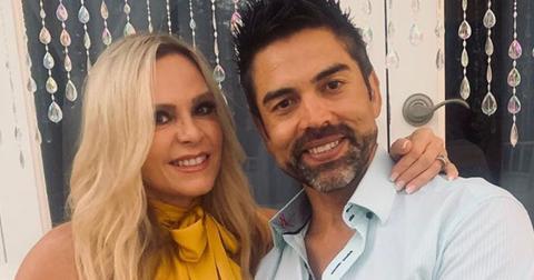 Tamra Judge Husband Eddie Judge Cured AFib