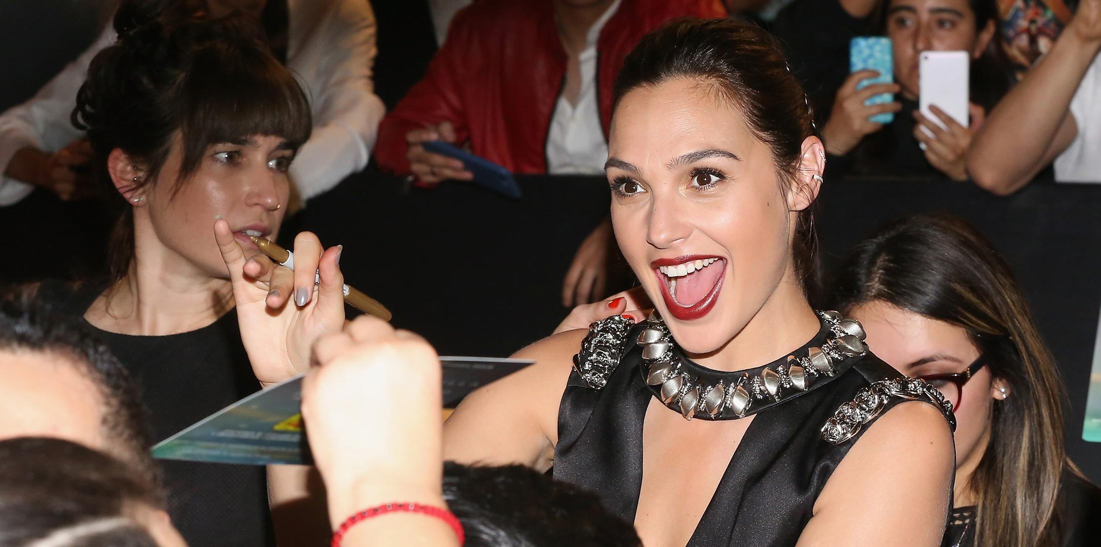 """Wonder Woman"" Mexico City Premiere – Red Carpet"