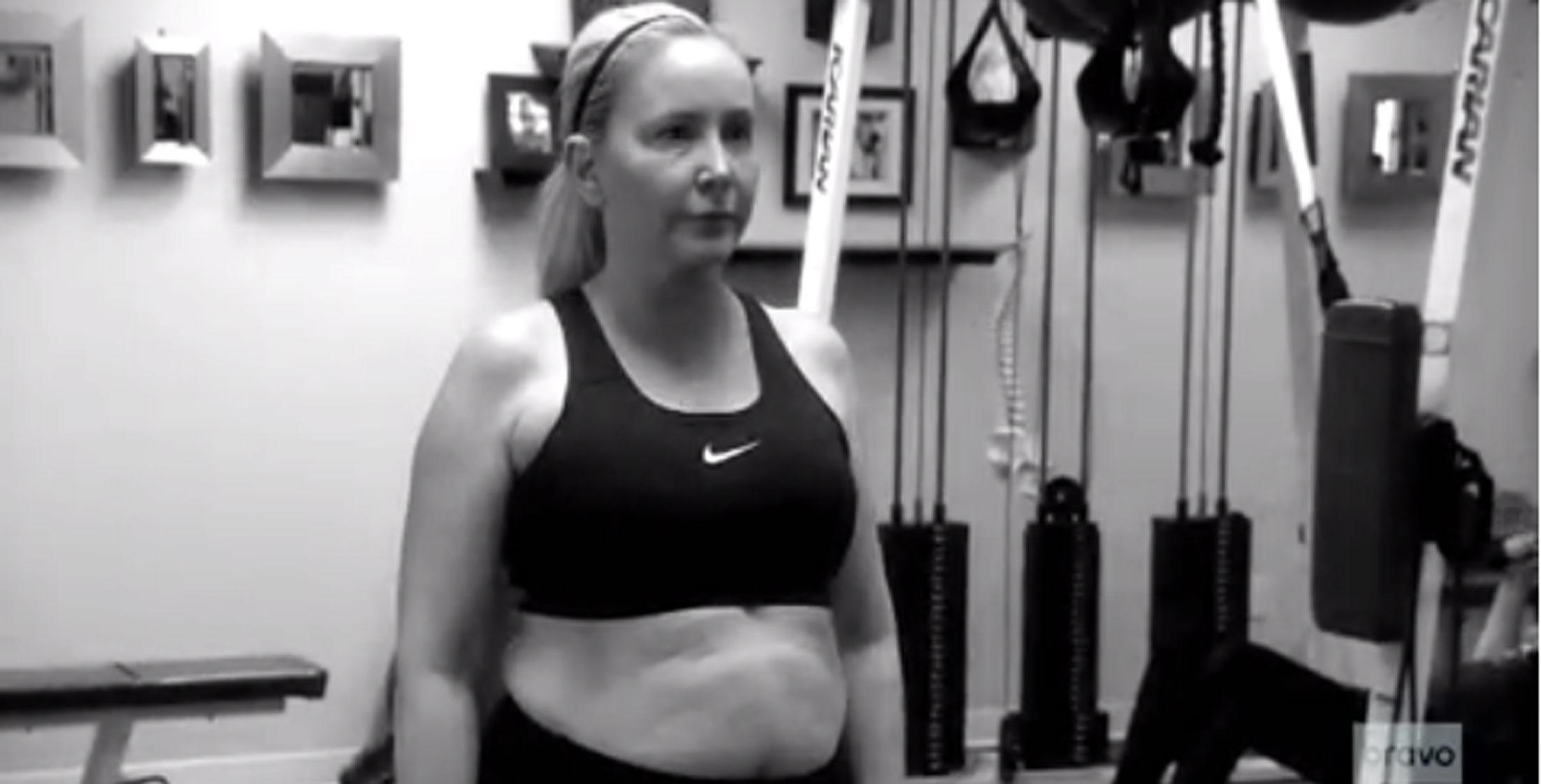 Shannon Beador Weight Gain