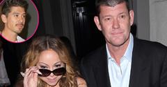 Mariah carey rebound back up dancer split james packer divorce nick cannon hero