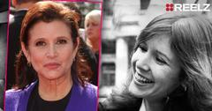 Carrie Fisher Drug Addiction Bad Trip