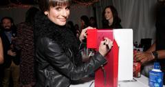 Lea Michele at SodaStream event
