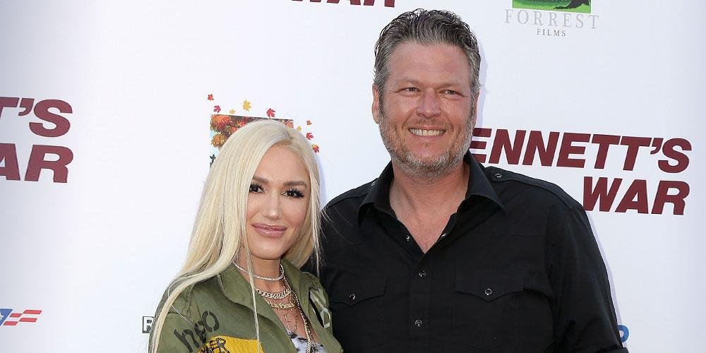 Blake Shelton Hid Gwen Stefani's Ring In His Truck Before He Proposed