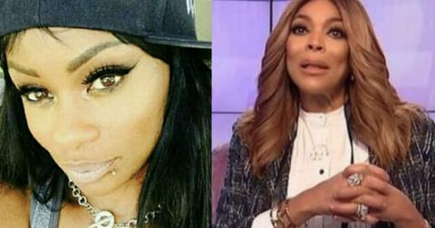 Blac Chyna Tokyo Toni Mental Breakdown Feud With Wendy Williams Video hero