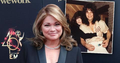 Valerie Bertinelli Shares Photos Of The Night She Met Ex Eddie Van Halen