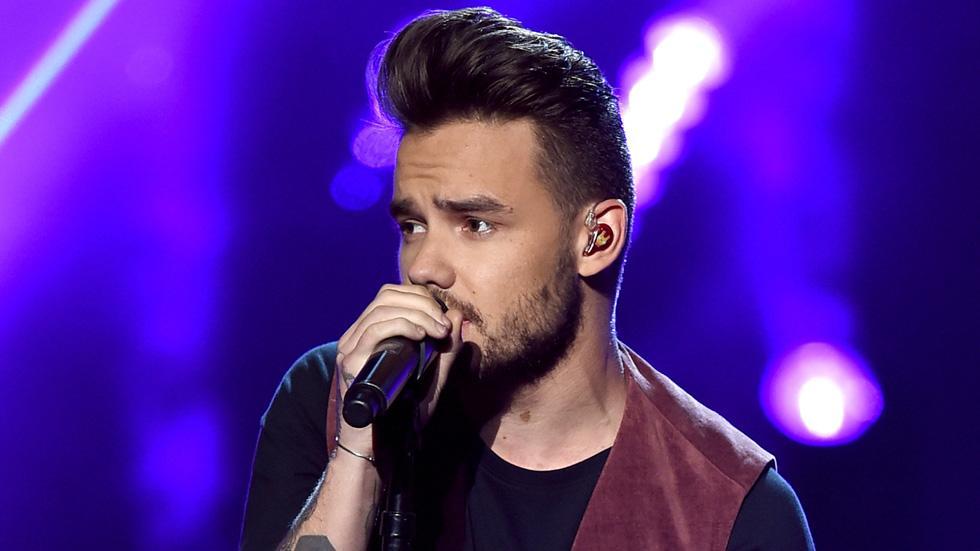 Liam Payne New Hair
