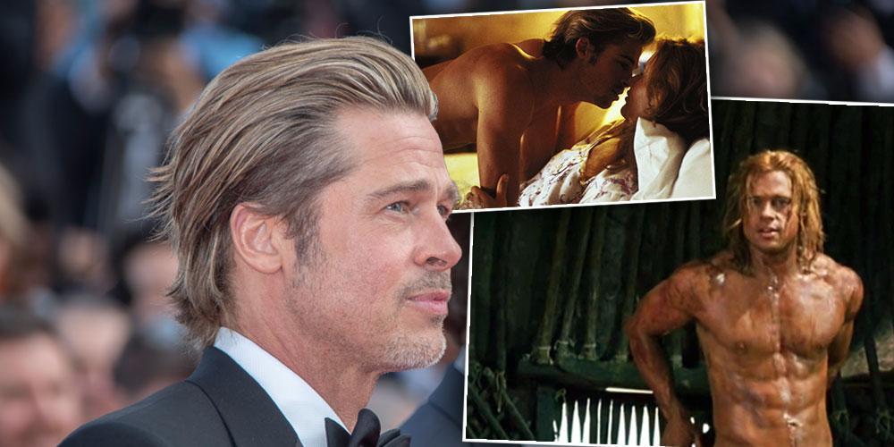 Brad Pitt; Birthday gallery