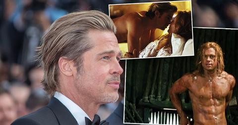 Brad Pitt; Birthday gallery