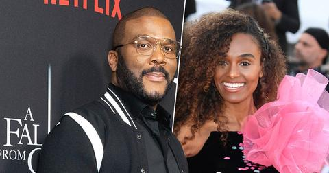 Tyler Perry Says He's Having A 'Midlife Crisis' Amid Split From Gelila Bekele