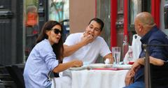 Katie Holmes And Emilio Vitolo Jr Enjoy A Romance Filled Dinner Date