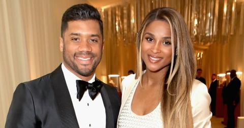 Ciara Russell Wilson Baby Girl Long