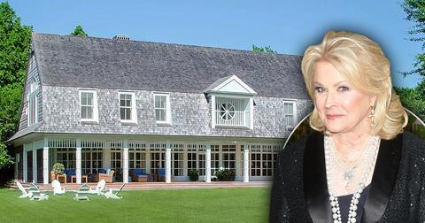 Candice Bergen Lists East Hampton Home