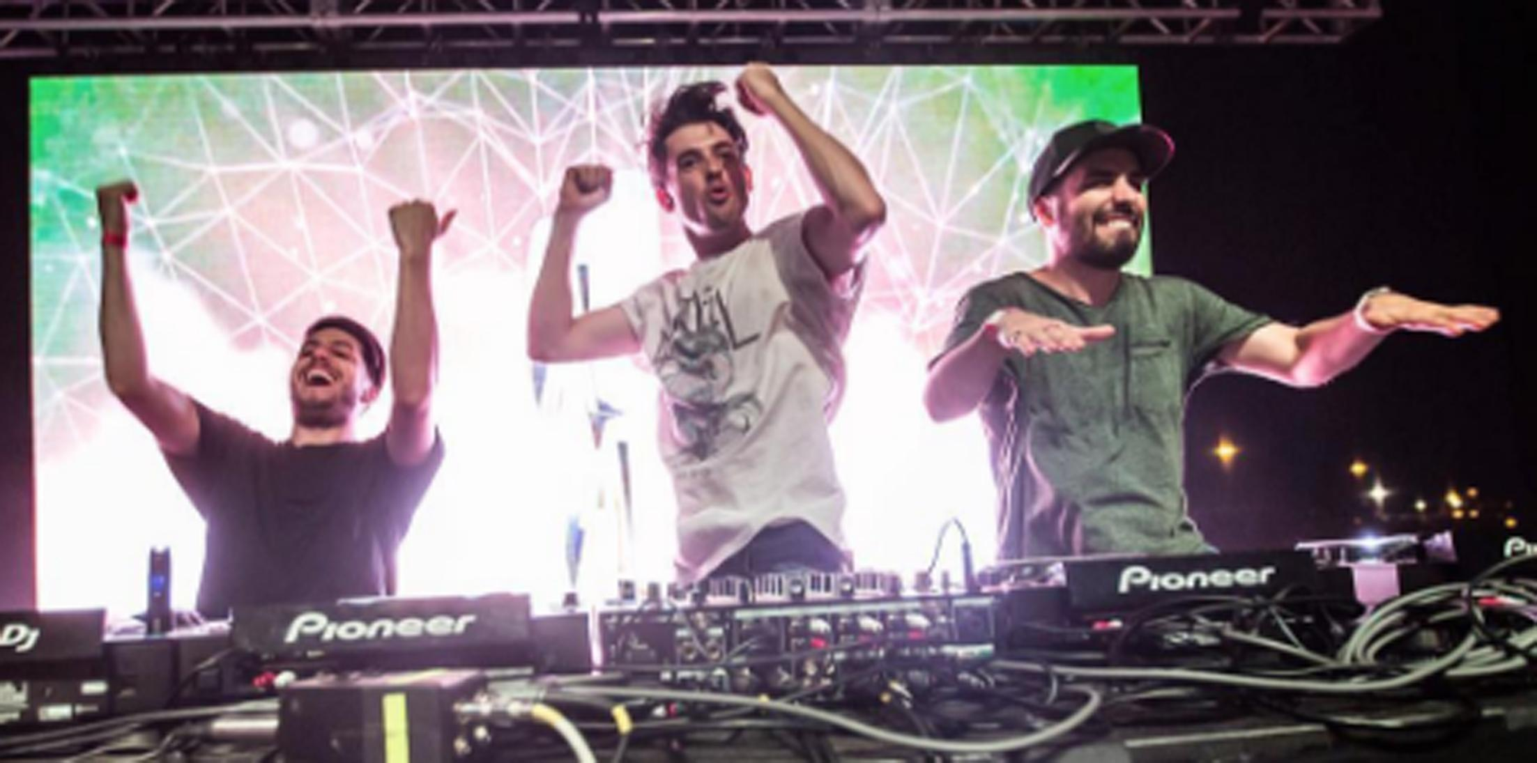 Cash cash edm group tell all rise to fame new music hero