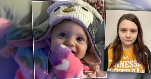 Teen Mom Accused Of Murdering 1-Year-Old Daughter — See Chilling Photos Of The Baby