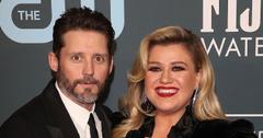 Kelly Clarkson With Brandon Blackstock