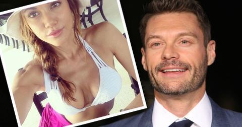Ryan seacrest dating hilary cruz girlfriend