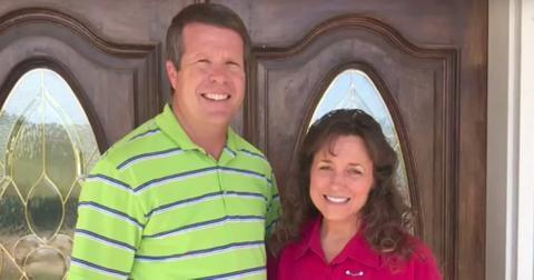Jim bob duggar x rated birthday tribute wife michelle hero