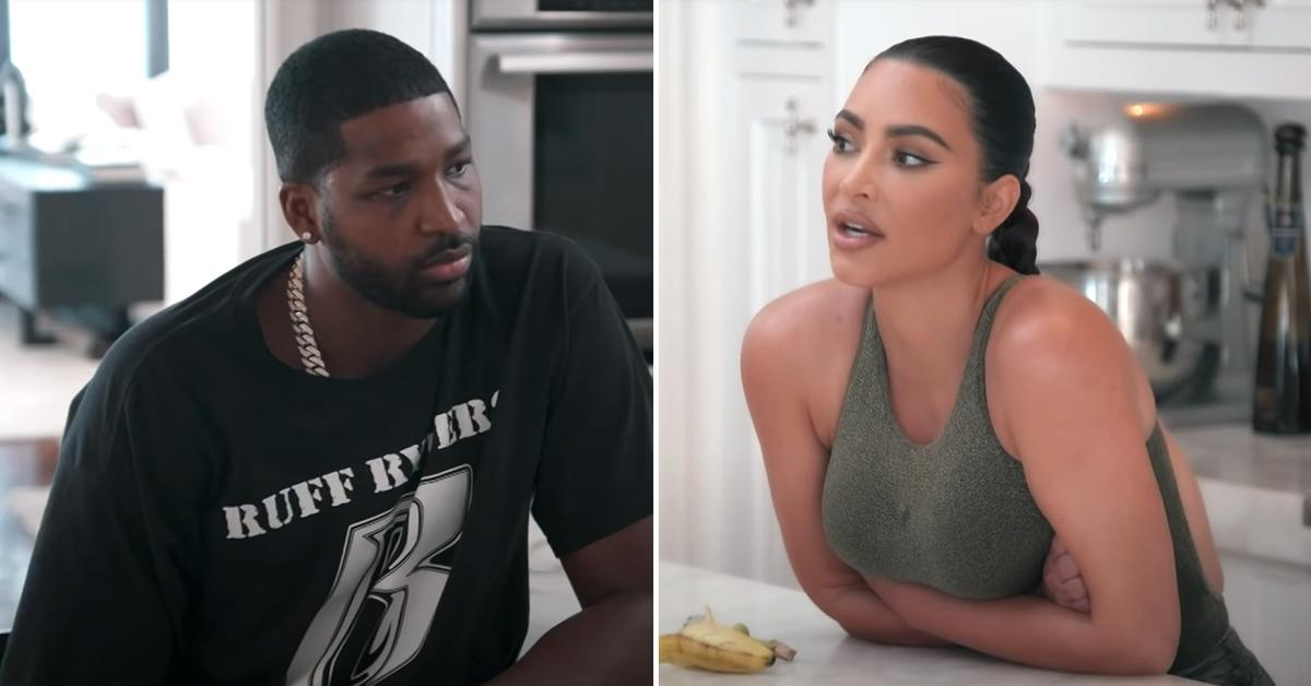 Has Tristan Thompson Found An Ally In Kim Kardashian? Watch Her Relationship Advice For Khloé's Baby Daddy In New 'KUWTK' Trailer
