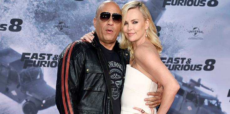 'The Fate Of The Furious' Berlin Red Carpet Premiere