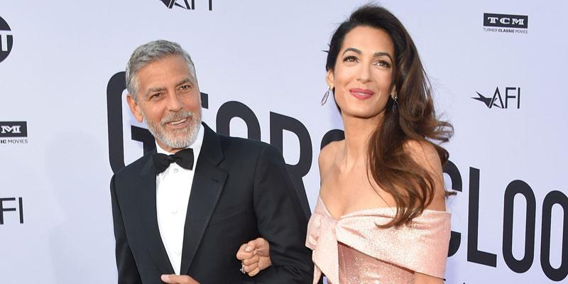 amal clooney gave up getting married before meeting george pp