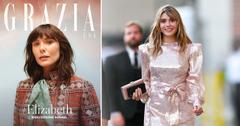 wandavision elizabeth olsen quit instagram grazia magazine pf