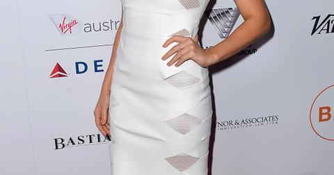 3rd Annual Australians in Film Awards Benefit Gala **NO DAILY MAIL SALES**