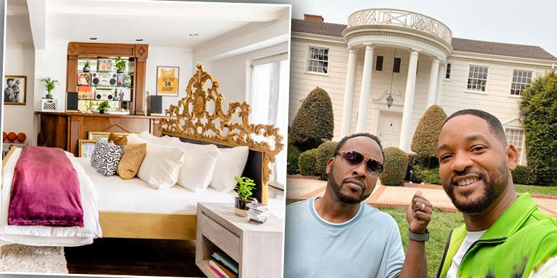 Stay At The Fresh Prince's House – Will Smith House For Rent On Airbnb