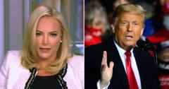 The View's Meghan McCain Close To Tears After Rioters Attack D.C., Wants Donald Trump Removed