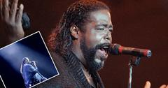 Barry White Booed Fans Last Days
