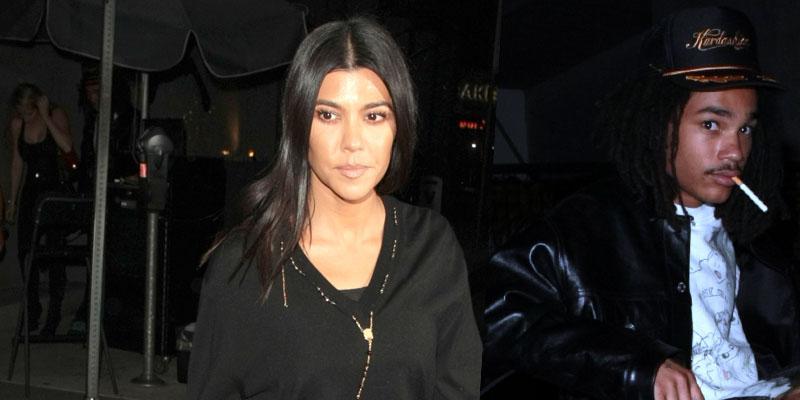Kourtney kardashian dating Luka Sabbat age gap