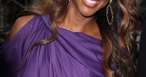 'Real Housewives of Atlanta' TV personality Kenya Moore leaves for the Bravo Upfronts in New York City