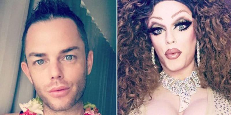 Rupauls drag race queens with without makeup pics