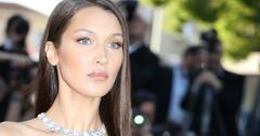 Bella hadid denies plastic surgery allegations