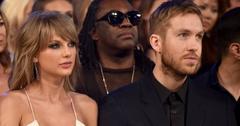 Taylor swift calvin harris pda breakup