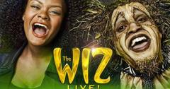The wiz live poster art