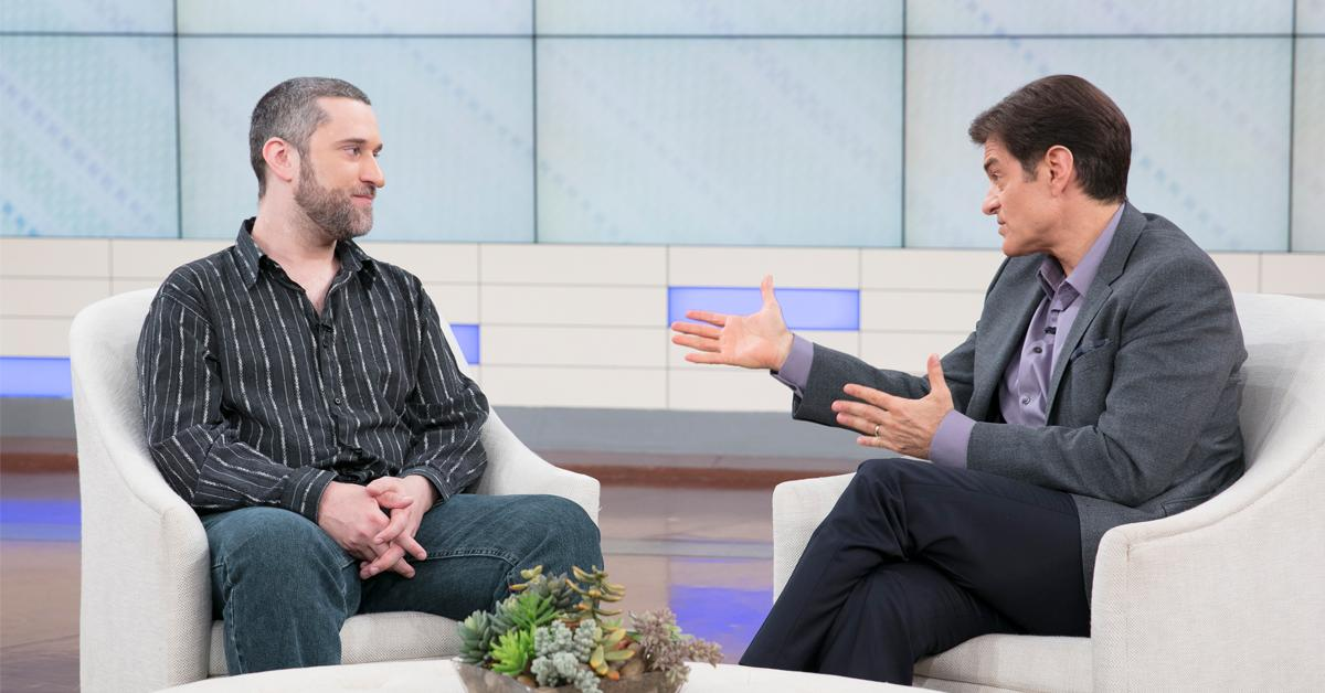 dustin diamond saved by the bell dr oz video pf