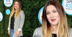 drew barrymore packing pounds divorce