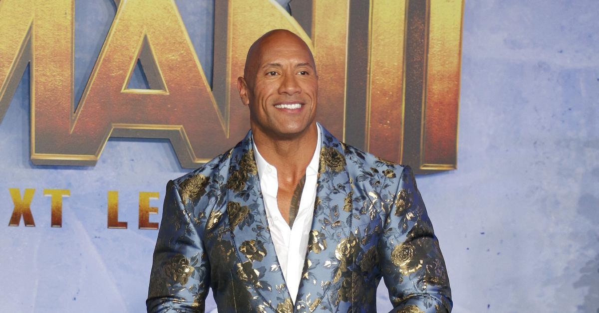 dwayne the rock johnson presidential run young rock