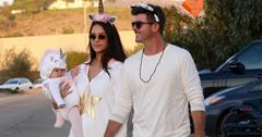Robin Thicke April Love Geary Halloween