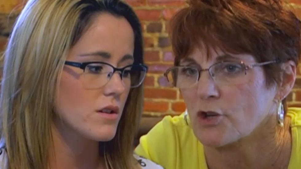 Jenelle evans barbara custody battle