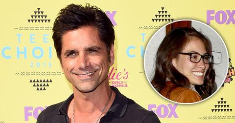 john stamos caitlin mchugh date night long