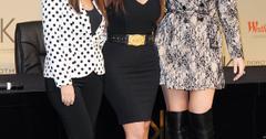 Kourtney Kim Khloe Kardashian